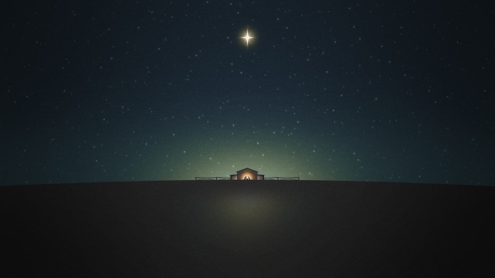 A Night In Bethlehem Background Image